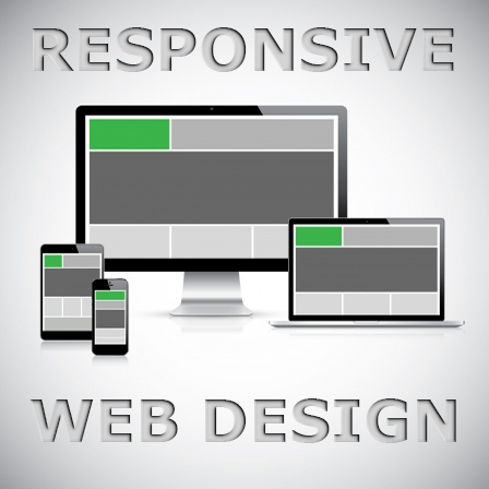 Mobile-friendly websites - responsive design