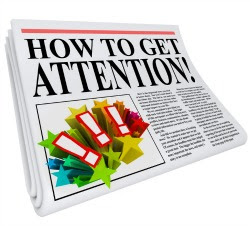 How to Get Attention with Native Advertising