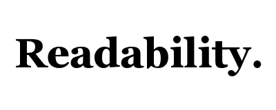 Readability in web design