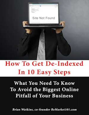 How To Get De-Indexed Cover