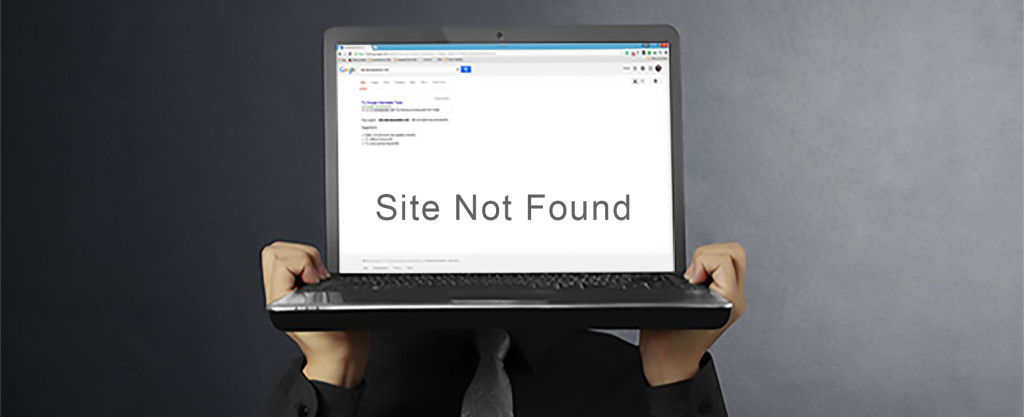 Site Not Found