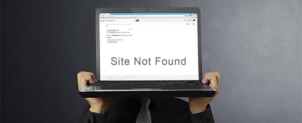 Site Not Found